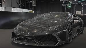 Lamborghini Huracan Dmc - lamborghini huracan jeddah edition by dmc shows off stealthy styling