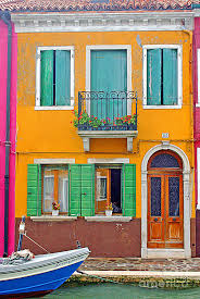 Burano Italy 0578 Burano Italy Colorful House Photograph By Steve Sturgill
