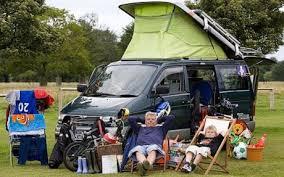 Bongo Awning Camper Van On A Budget Telegraph