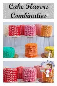 cake flavor combinations veena azmanov