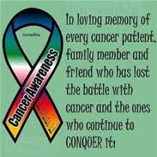 Lost Loved Ones To Cancer Losing A Loved One To Cancer Quotes Images No One Fights