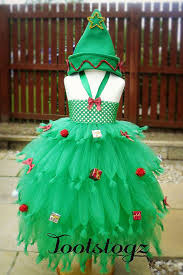 christmas tree dress skirt for the ugly sweater party costumes