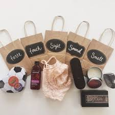 gift ideas five senses a gift for your husband on s day