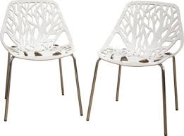 Molded Dining Chairs Wholesale Interiors Dc 451 White Dining Chair Plastic One Of A