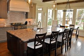 furniture modern kitchen with grey kitchen counter also cream