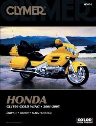 2010 honda gl1800 gold wing clymer repair manual
