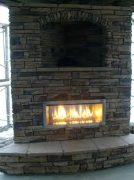 gas fireplace inserts with tv above home design ideas
