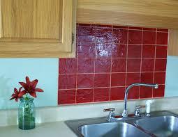 backsplash tiles red kitchen tile backsplash beautiful white kitchen cabinets blue
