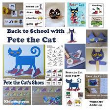 pete the cat addition activity kidssoup