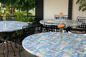 Patio Table Cover With Zipper Outdoor Tablecloth With Umbrella Hole Uk Patio Tablecloth With