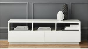 antique white tv cabinet chill white media console cb2 tv table thesoundlapse com