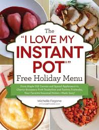 instant cuisine the i my instant pot free menu ebook by