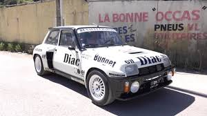 renault monaco monaco 2016 1982 renault 5 turbo group 4 youtube