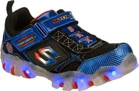 skechers light up shoes on off switch infant boys skechers magic lites street lightz shiftz free