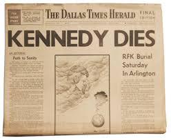 The Lot Dallas by Lot Detail Robert Kennedy U0027s Death Announced In U0027 U0027the Dallas