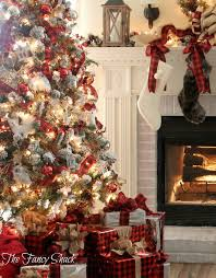 fancy christmas best 25 flocked christmas trees ideas on artificial