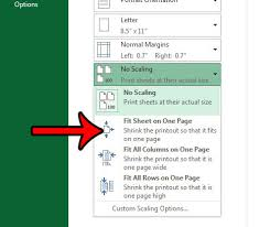 how to save a spreadsheet as a one page pdf in excel 2013 solve