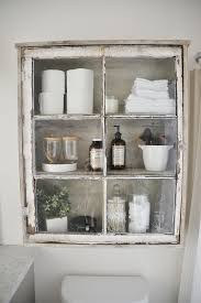 vintage bathroom storage ideas diy antique window cabinet see how to this easy antique