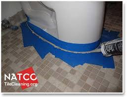 Caulking Bathtub Tips How To Replace Caulk Around A Toilet Http Www Tilecleaning Org