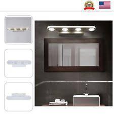 Led Bathroom Vanity Lights Modern Bathroom Vanity Light Ebay