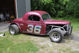 Old Ford Truck Drag Racing - stock cars u0026 modified