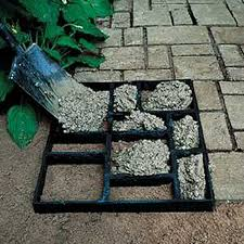 diy garden path take a multi picture frame to do this i never
