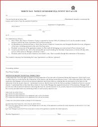 30 day notice letter business checklist templates chore checklist