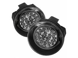 spyder led replacement fog lights factory fit