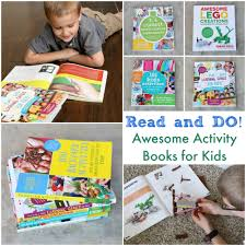 Backyard Activities For Kids Read And Do A Collection Of All The Best Kids U0027 Activity Books