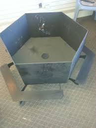 Personalized Fire Pit by Cutting Edges Welding Las Cruces