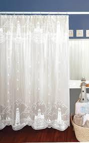 Barn Bathroom Ideas Thistle Fabric Shower Curtain Shower Curtains Pottery Barn