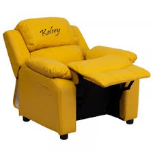 personalized kids recliners u0026 chairs rosenberry rooms