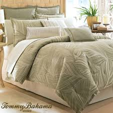 tommy bahama bed pillows montauk drifter tropical comforter bedding by tommy bahama