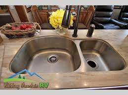 Rv Kitchen Sink Covers Used 2015 Drv Mobile Suites 38 Rsb4 40 U0027 Quad Slide Fifth Wheel At