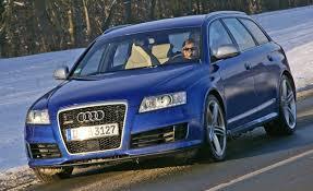 2010 audi rs6 avant u2013 review u2013 car and driver