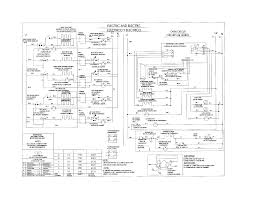 electric double oven wiring diagram electric oven thermostat
