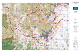 Detailed Map Of Washington State by Wa Gmu 250 Swakane Map Mytopo