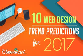 design trends in 2017 10 web design trends predictions for 2017 infographic