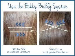 wide bobby pins the beauty snoop insider stylist secrets bobby pin tips