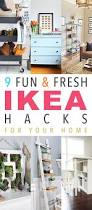 9 fun and fresh ikea hacks for your home the cottage market