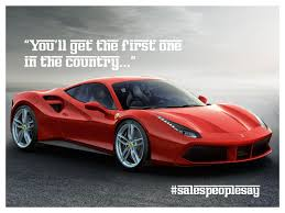 ferrari supercar how to get to the top of the ferrari waiting list