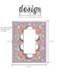 How Tall Is A Dining Room Table Rug Size Guide U2013 Caitlin Wilson