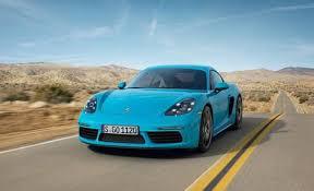 Porsche Cayman Interior 2017 Porsche Cayman 718 Gt4 Interior Price And More