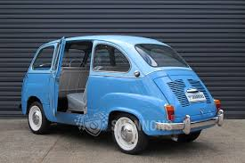 fiat multipla for sale sold fiat 600 multipla wagon rhd auctions lot 21 shannons