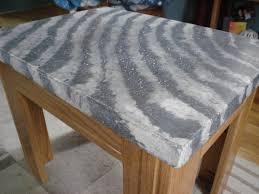 diy concrete table top concrete table top pattern montserrat home design new ideas