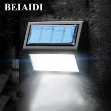 Solar Patio Light by Online Get Cheap Solar Lights For Deck Steps Aliexpress Com