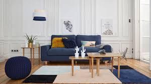 étagère derrière canapé comment décorer le mur au dessus du canapé