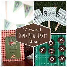 Super Bowl Decorating Ideas 26 Best Entertaining Super Bowl Party Images On Pinterest