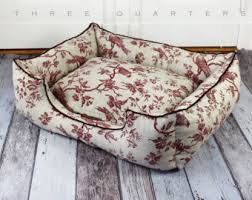 Shabby Chic Dog Bed by French Dog Bed Etsy