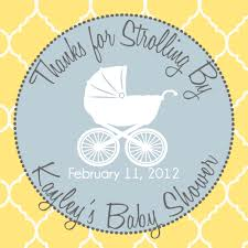 6 best images of printable baby shower favor labels free